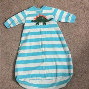 Fleece Carters Sleep Sack- Size S. NWOT.